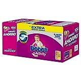 DODOT - Activity Extra Pañales 11-16 Kgs Talla 4 Caja 104 Uds