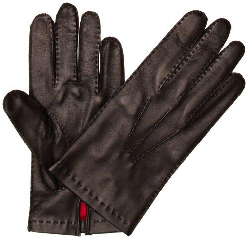 Dents Herren Handschuh   - Schwarz - Schwarz - 36 (Herstellergröße: Size 10)