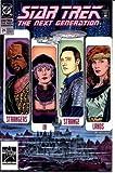 Star Trek The Next Generation #26 : Strangers in Strange Lands (DC Comics)