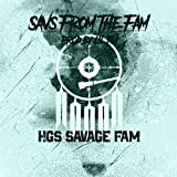Savs From The Fam (feat. HGS Savage Fam & Stewie G) [Explicit]