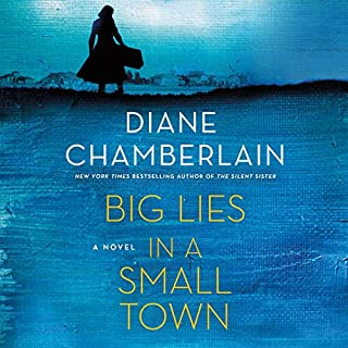 Page de couverture de Big Lies in a Small Town