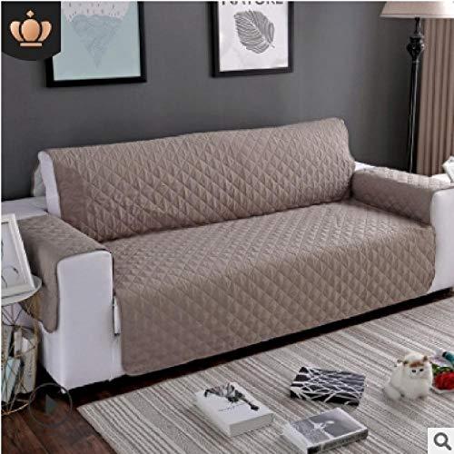 CC.Stars Elastano Fundas de sofá Suaves Resistentes,Funda de sofá para Sala de Estar, Funda Protectora de sofá, sillón sofá CamaFundas reclinables-Asiento kaqi_1 (55x196cm) _