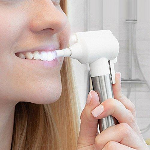 Elektrische Zahnreinigung Polar-White Zahnaufheller SET für strahlend weiße Zähne
