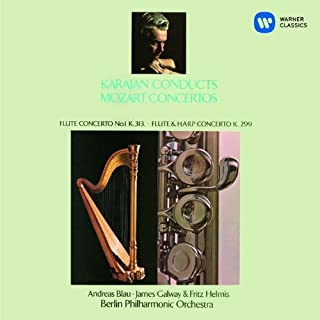 モーツァルト:フルート協奏曲第1番 他