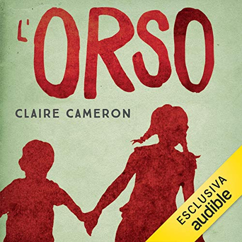 L'orso audiobook cover art