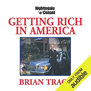 Getting Rich in America audiobook cover art