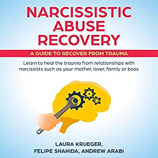 Narcissistic Abuse Recovery: A Guide to Recover from Trauma cover art