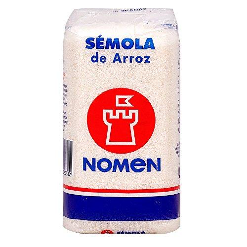 NOMEN sémola de arroz paquete 250 gr
