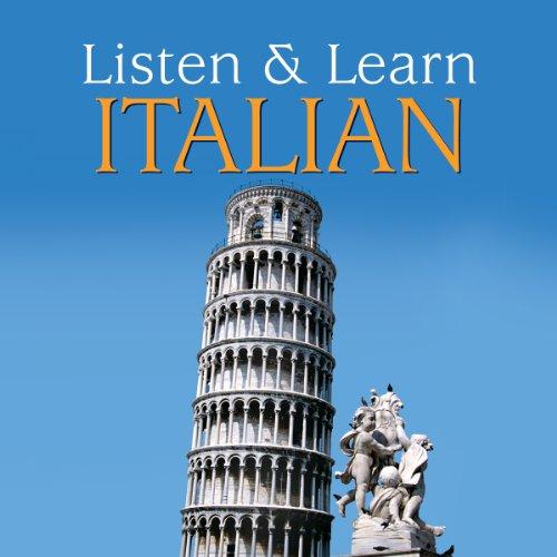 Listen & Learn Italian cover art