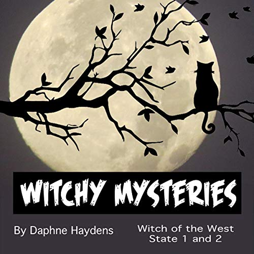 Witchy Mysteries cover art