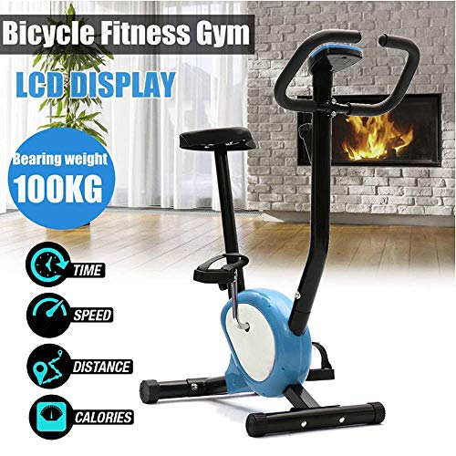 Wghz Cardio Home Gym Spinning Ciclismo, Fitness Entrenamiento en Interiores Bicicleta estática Home Spinning Bicycle Workout Training Equipment