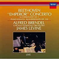 Beethoven: Piano Concerto No. 5. by Alfred Brendel