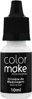 Diluidor De Maquiagem Profissional 10Ml, Colormake