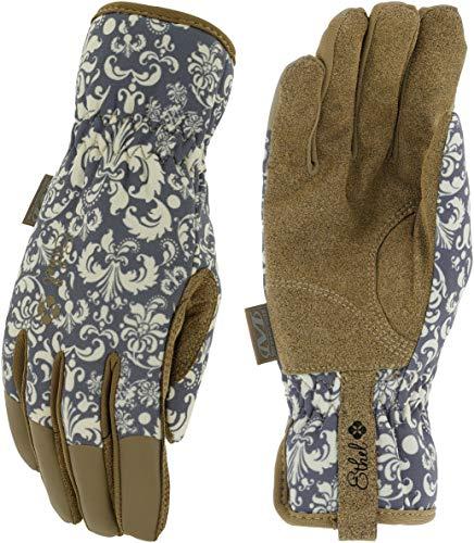 Ethel: Women's Gardening & Utility Work Gloves by Mechanix Wear - Jubilee (Women's Medium)