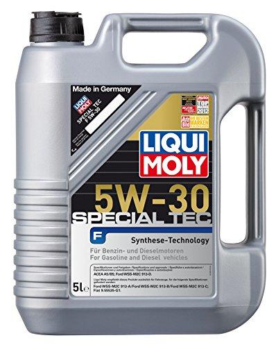 LIQUI MOLY 3853 Leichtlauf Special F Motoröl 5 W-30 5 L