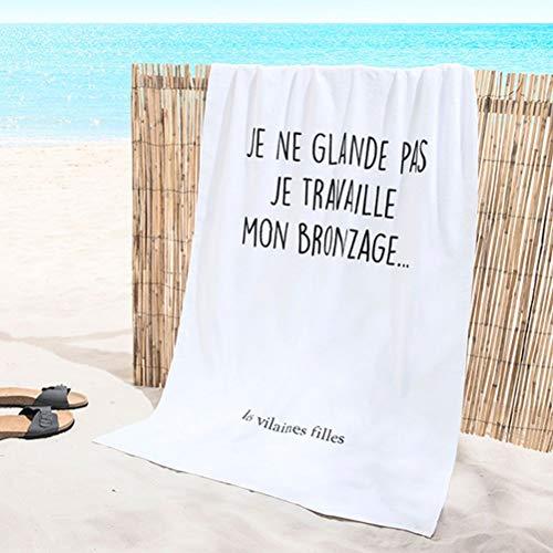 TODAY DRAPS DE Plage - Les VILAINES Filles