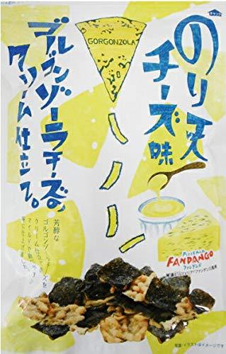 のり天チーズ味ゴルゴンゾーラチーズのクリーム仕立て65g×12