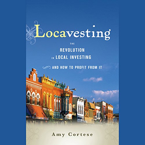 Locavesting audiobook cover art