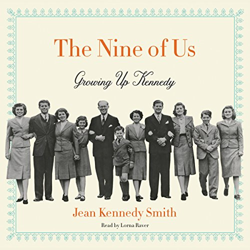 The Nine of Us audiobook cover art