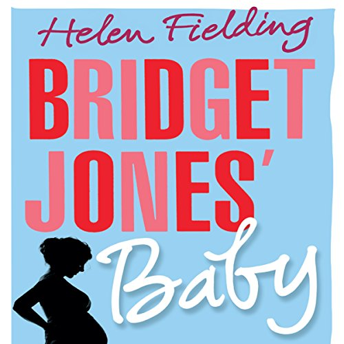 Bridget Jones' Baby cover art