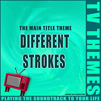 Different Strokes - The Main Title Theme