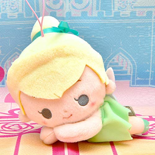 JAPAN OFFICIAL - Peluche de Princesas Disney 15 cm Trilly Tinker Bell Campanilla Dreamy #1
