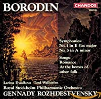 Symphonies 1 & 3 / 2 Orchestral Songs