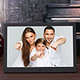 OLDTIME® 15'' LCD à Distance Ultrathin Métal...