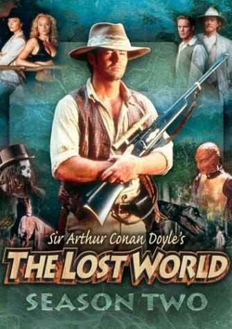 Sir Arthur Conan Doyle's The Lost World - Season Two by Peter McCauley