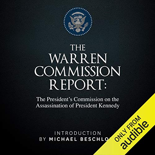 The Warren Commission Report cover art