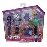 Giochi Preziosi Disney Vampirina - Juego de Mesa de 5 Personajes...