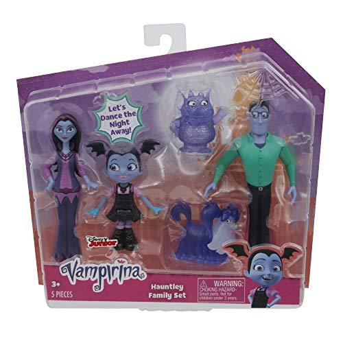 Giochi Preziosi Disney Vampirina Set Famiglia 5 Personaggi
