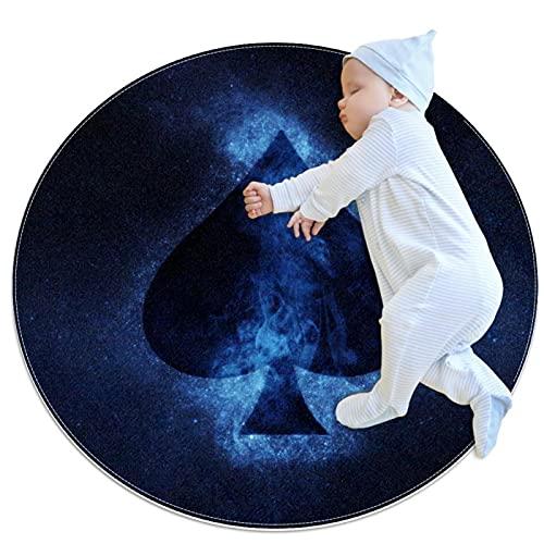 Alfombra de juego de bebé, redonda, alfombra de gateo, manta de juego, alfombra divertida, gimnasio, juego infantil, alfombra redonda