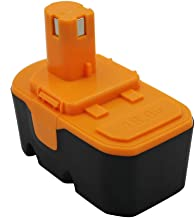 KINSUN Reemplazo Herramienta Eléctrica Batería 18V 2.0Ah Para Ryobi Taladro Inalambrico Destornillador 130224028 130224007 ABP1801 ABP1803 BPP-1813 BPP-1815 BPP-1817 BPP-1820 BID-180L CDI-1802M