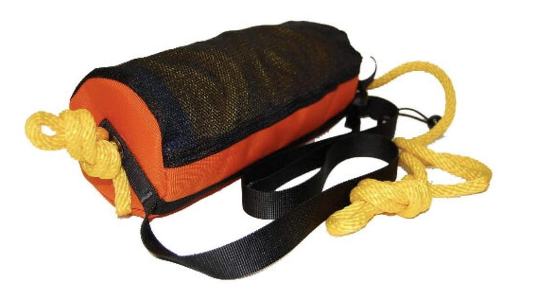 サーフィン気楽なアルプス秀岳荘(SHUGAKUSO)縫製工場オリジナル ウォーターレスキュースローイングバッグEX(10mm×15m)