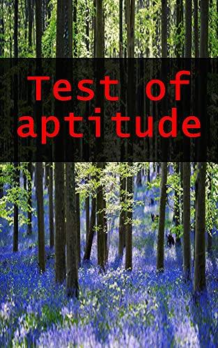 Test of aptitude (Luxembourgish ...