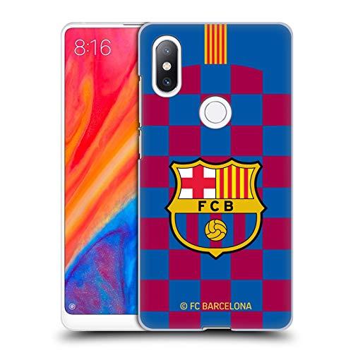 Head Case Designs Oficial FC Barcelona Primera equipación 2019/20 Crest Kit Carcasa rígida Compatible con Xiaomi Mi Mix 2S