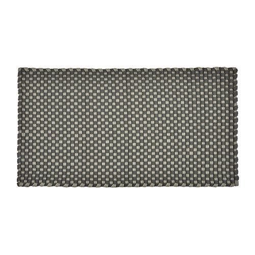 pad - Jim in/Outdoor - Fußmatte, Türmatte, Badmatte - Stone-Sand - 52 x 72 cm