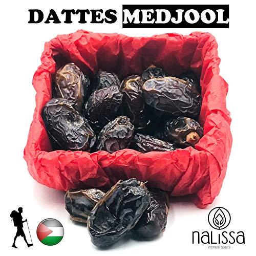 NALISSA® DATTES MEDJOOL DE PALESTINE 🇵🇸 - 500G - QUALITE PREMIUM