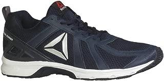 Runner Running Shoe - Gllegiete Navy/Ash Grey/White/Silver - Mens - 10.5