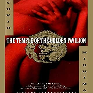 The Temple of the Golden Pavillion audiobook cover art