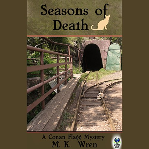 Seasons of Death audiobook cover art