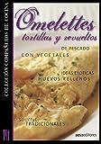 OMELETTES, TORTILLAS Y REVUELTOS: colección compañeros de cocina