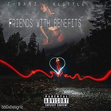 Friends With Benefits (feat. Jbarz)