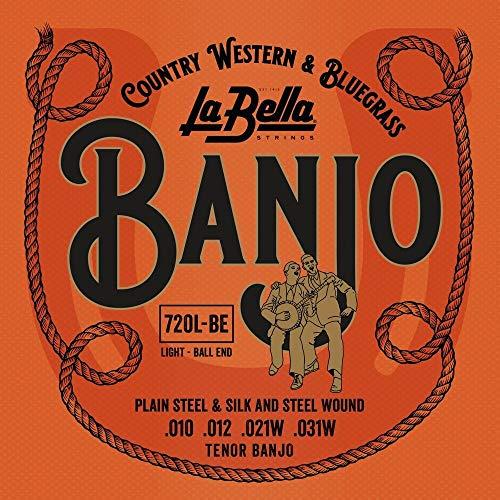 La bella Banjo Tenor tamaño mediano–Loop End