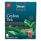 Dilmah Premium Single Origin 100% Pure Ceylon Tea - 100 Bags