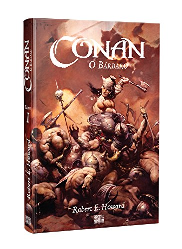 Conan, o Bárbaro - Livro 1 Exclusivo Amazon