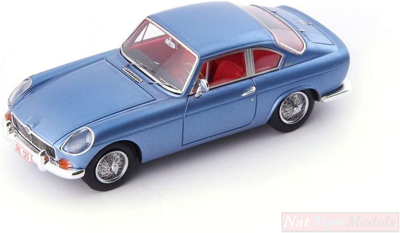venta caliente NEW AUTOCULT ATC05011 ATC05011 ATC05011 MG B Jacques COUNE 1963 Met.azul 1 43 MODELLINO Die Cast Model  sorteos de estadio