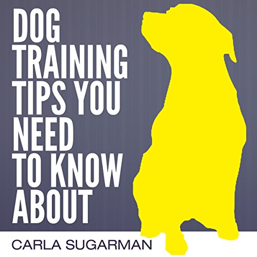 Dog Training Tips You Need to Know About audiobook cover art