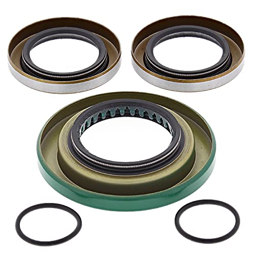 New Differential Seal Only Kit Rear Compatible With/Replacement For Can-Am Commander 1000 Std 11-13, 25-2086-5